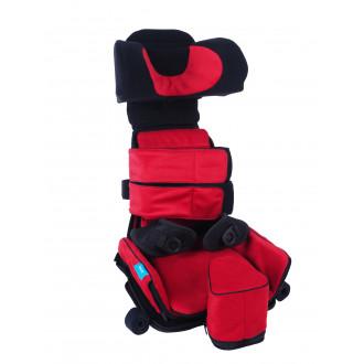 Детское ортопедическое кресло для путешествий LIW TravelSit в Екатеринбурге