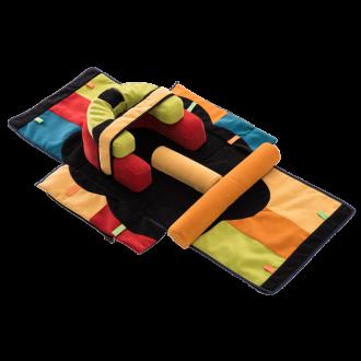 Система ортопедических подушек для детей с ДЦП Firefly by Leckey PlayPack в Екатеринбурге