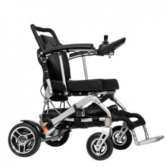 Инвалидная коляска с электроприводом Ortonica Pulse 650 в Екатеринбурге