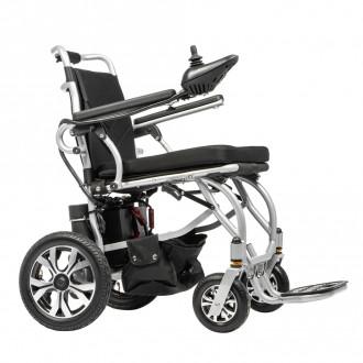 Инвалидная коляска с электроприводом Ortonica Pulse 620 в Екатеринбурге