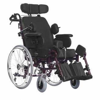 Многофункциональная инвалидная коляска Ortonica DELUX 570 в Екатеринбурге
