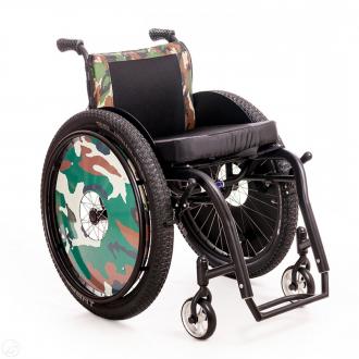 Кресло-коляска инвалидная Катаржина Патриот в Екатеринбурге