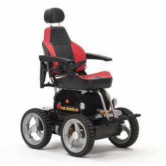 Инвалидная коляска с электроприводом  Observer Максимус 4х4 в Екатеринбурге