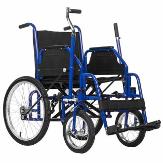 Кресло-коляска с рычажным приводом Ortonica Base 145 в Екатеринбурге