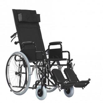 Кресло-коляска с высокой спинкой Ortonica Base 155 в Екатеринбурге