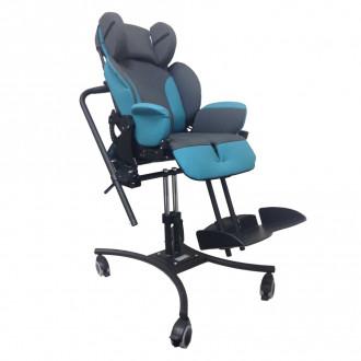 Кресло-коляска инвалидная для детей с ДЦП HOGGI BINGO Evolution на домашней раме в Екатеринбурге