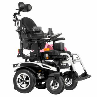 Инвалидная коляска с электроприводом Ortonica Pulse 370 в Екатеринбурге