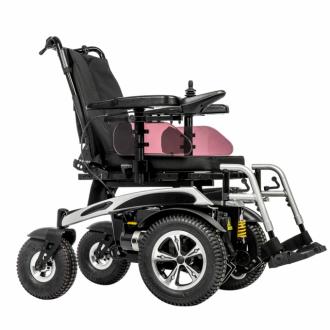 Инвалидная коляска с электроприводом Ortonica Pulse 330 в Екатеринбурге