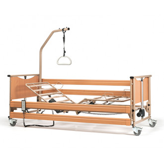 Многофункциональная кровать с электроприводом Vermeiren LUNA Basic в Екатеринбурге