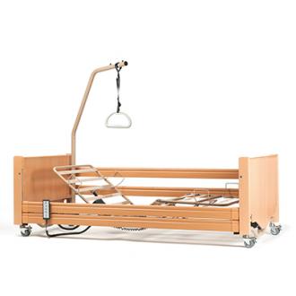 Многофункциональная кровать с электроприводом Vermeiren LUNA X-Low в Екатеринбурге