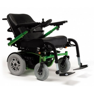 Инвалидная коляска с электроприводом Vermeiren FOREST 3 Plus (до 250 кг) в Екатеринбурге