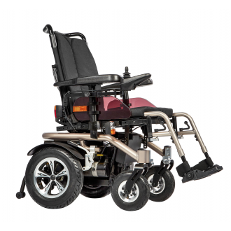 Инвалидная коляска с электроприводом Ortonica Pulse 210  в Екатеринбурге