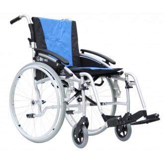 Кресло-коляска с ручным приводом  Excel G-Lite Pro 24 в Екатеринбурге