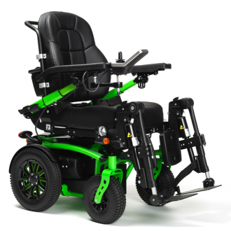 Инвалидная коляска с электроприводом  Vermeiren Forest 3 в Екатеринбурге
