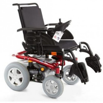 Инвалидная коляска с электроприводом Invacare Kite в Екатеринбурге