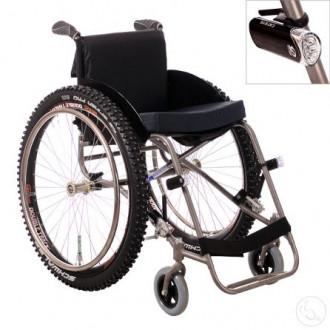Кресло-коляска активного типа Катаржина Пикник «Экстрим» в Екатеринбурге