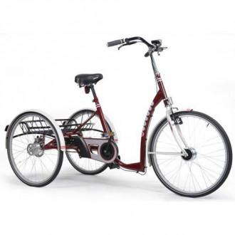 Велосипед трёхколёсный Vermeiren Liberty в Екатеринбурге