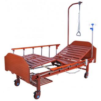 Кровать с электроприводом Belberg 7-077Н, 2 функц. ЛДСП (без матраса) в Екатеринбурге