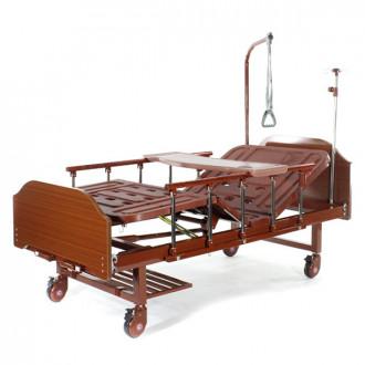 Кровать c механ.приводом Belberg 8-118ПЛН, 2 функц. ЛДСП (без матраса+столик) в Екатеринбурге