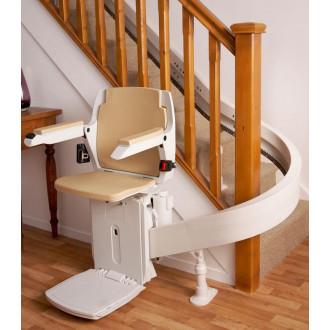 Подъемник кресельный лестничный Acorn 180 - для изогнутых лестниц в Екатеринбурге