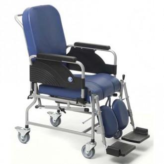 Кресло-каталка с санитарным оснащением Vermeiren 9303 в Екатеринбурге