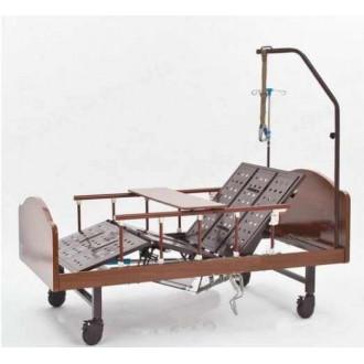 Механическая кровать функциональная медицинская DHC с принадлежностями FF-4 с функцией переворачивания пациента в Екатеринбурге