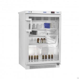 Холодильник фармацевтический малогабаритный ХФ-140-1 со стеклянной дверью (140 л) в Екатеринбурге