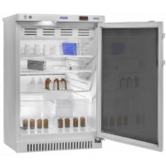 Холодильник фармацевтический малогабаритный ХФ-140-1(ТС) с тонированной стеклянной дверью (140 л) в Екатеринбурге