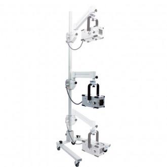 Передвижная стойка для рентгеновских аппаратов весом до 10,5 кг Gierth Mobile X-Ray stand Light в Екатеринбурге