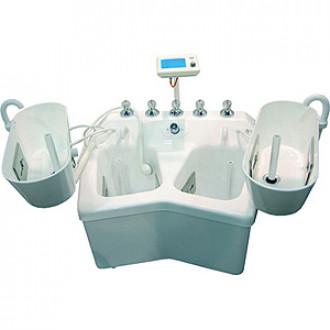 Электрогальваническая вихревая ванна для конечностей Unbescheiden Модель в Екатеринбурге