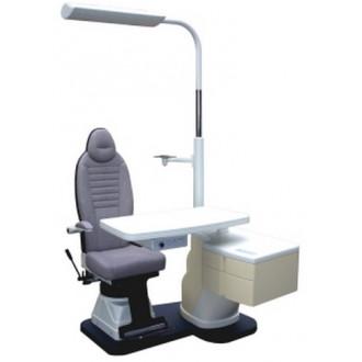 Рабочее место врача офтальмолога NEW OMEGA в Екатеринбурге