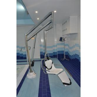 Подъемник большой для опускания пациента в бассейн в Екатеринбурге