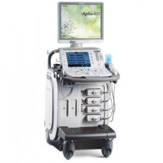 УЗИ сканер экспертного класса APLIO 400 в Екатеринбурге