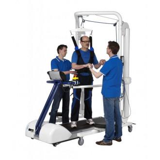 Body Weight Support System Система разгрузки веса пациента при проведении тредмил-терапии в Екатеринбурге
