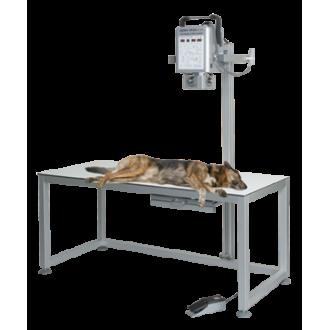Рентгеновская диагностическая система Gierth HF 200 A Plus со столом CombiVet S в Екатеринбурге