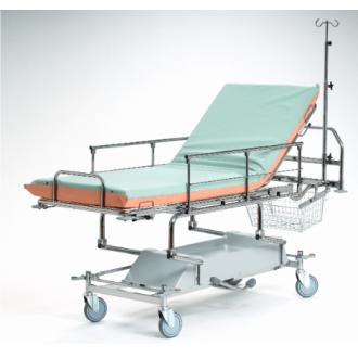 Каталка для транспортировки пациентов двухсекционная Tarsus B1-230-1100-1005 в Екатеринбурге