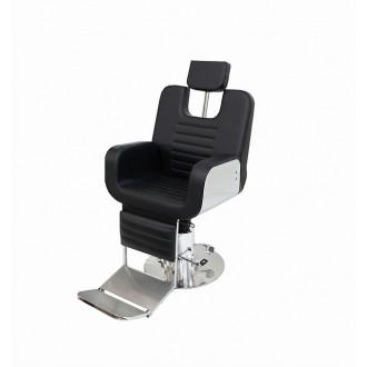 Парикмахерское кресло клиента для барбершопа Вискер в Екатеринбурге