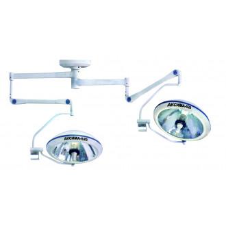 Хирургический потолочный светильник Аксима-520/ 520 в Екатеринбурге