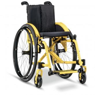 Детское кресло-коляска активного типа Berollka Junior2 Slt в Екатеринбурге