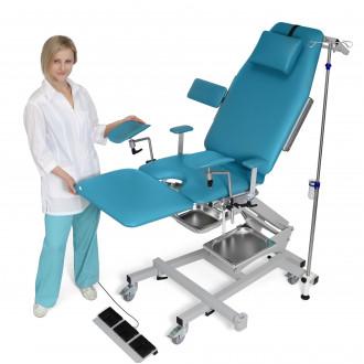 Гинекологическо кресло трехсекционное операционное электромеханическое ZERTS в Екатеринбурге