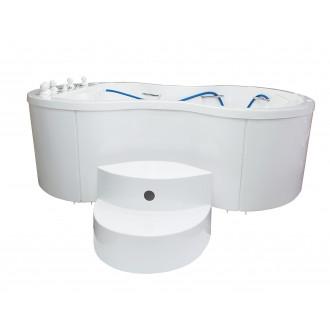 Ванна водолечебная Хаббарда для подводного душ-массажа в Екатеринбурге