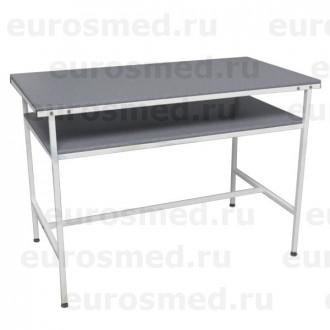 Стол ветеринарный СВУ-2 с рентгенпрозрачной столешницей и полкой под кассету в Екатеринбурге