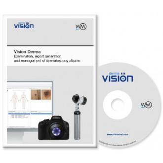 Программное обеспечение Vision Derma Basic в Екатеринбурге