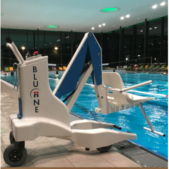 Мобильный подъёмник для бассейна DiGi BluOne в Екатеринбурге