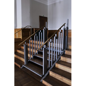 Лестница-трансформер FlexStep V2 / 5 ступенек / высота подъема до 1110 мм в Екатеринбурге