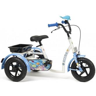 Трехколесный детский велосипед Vermeiren Aqua (3-7 лет) в Екатеринбурге